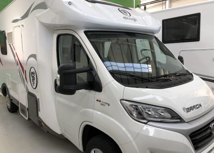 promoción venta autocaravana elnagh Barón 581