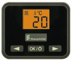 Calefacción Eberspacher Airtronic D2 mando digital-2