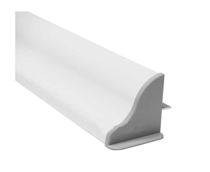 Soporte panel solar 550 mm Blanco (2uni)-2