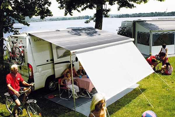 Toldo F65 S 400 Polar White Deluxe Grey-3