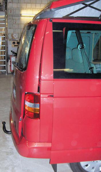 Air Lock VW T5, Viano 2004, Trafic, Vivaro-3