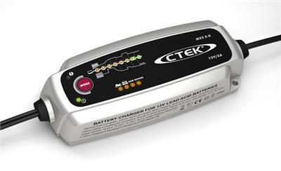 Cargador de baterías Ctek MXS 5.0-3