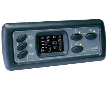 Centralita PC100 12V-3