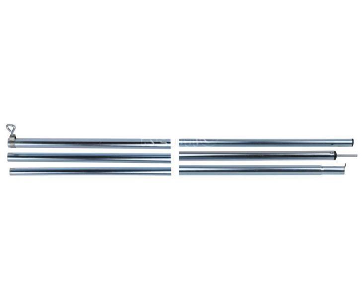 Mastil Acero Ajustable Puerta Avance -3