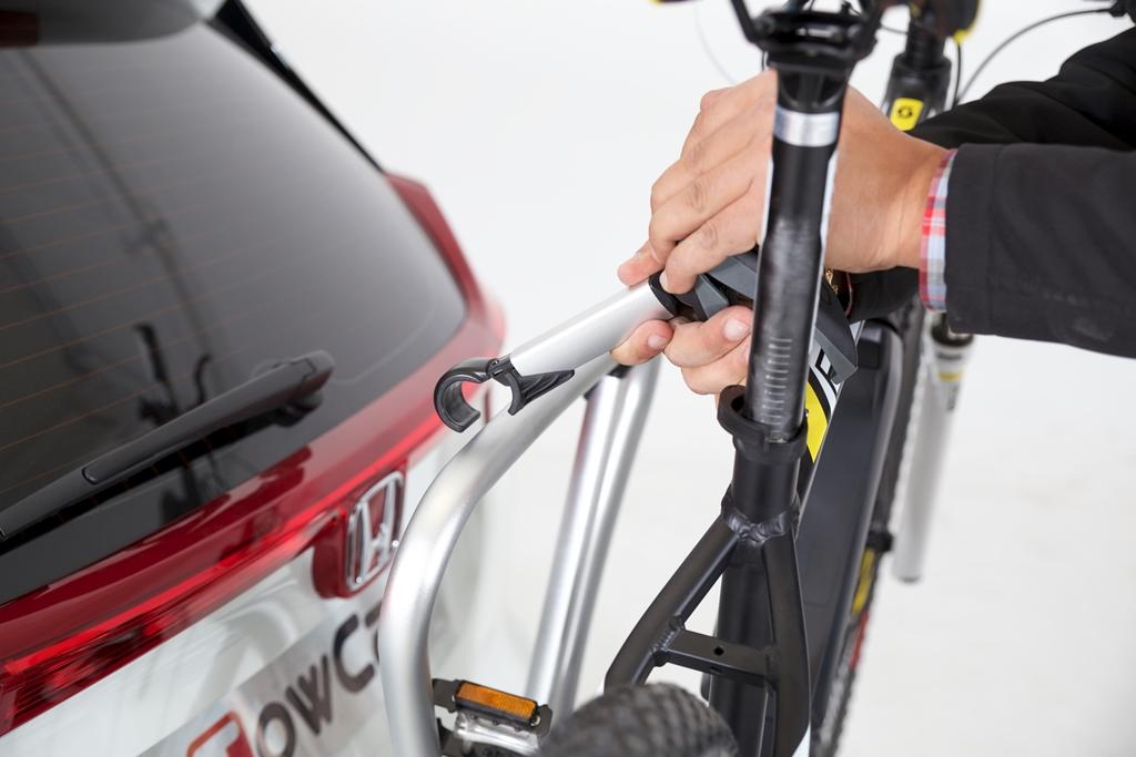 Portabicicletas 3 bicis TowCar Cykell T3-4