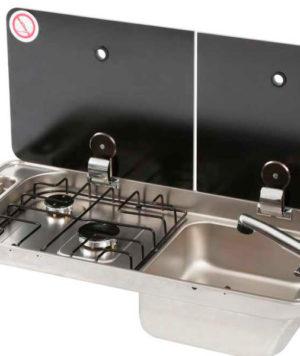 Cocina fregadero 716x340x150mm