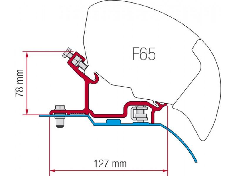 KIT FIAT DUCATO – CITROEN JUMPER-PEUGEOT BOXER H3