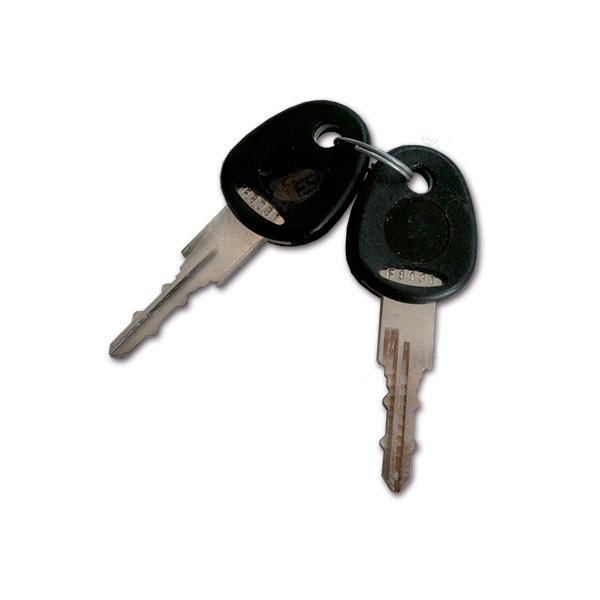 2 llaves NR80