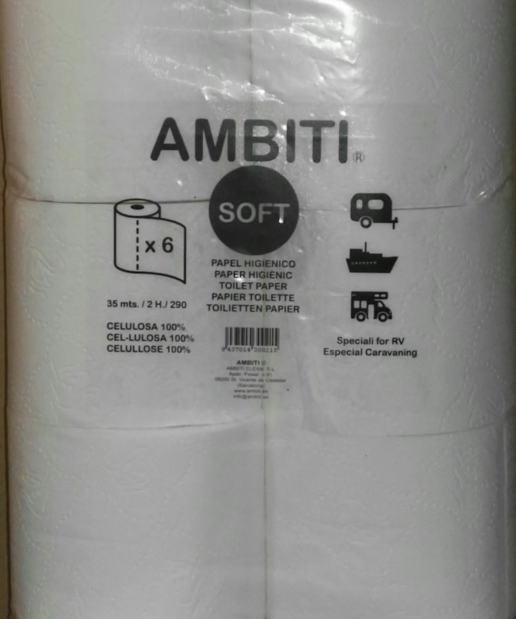 papel higienico suave ambiti