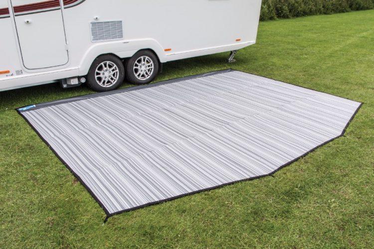 alfombra acolchada continental kampa