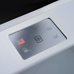 dometic saneo comfort  pantalla táctil