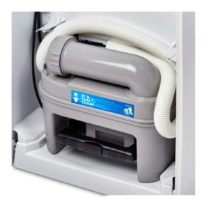 dometic saneo comfort  soporte tapa