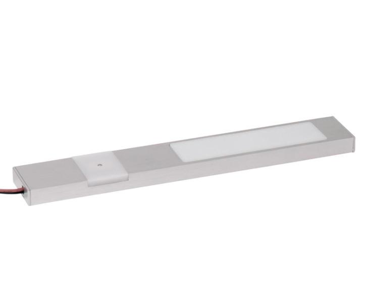 Barra luz 18 LEDs sensor tactil