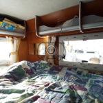 McLouis Tandi 670G cama trasera