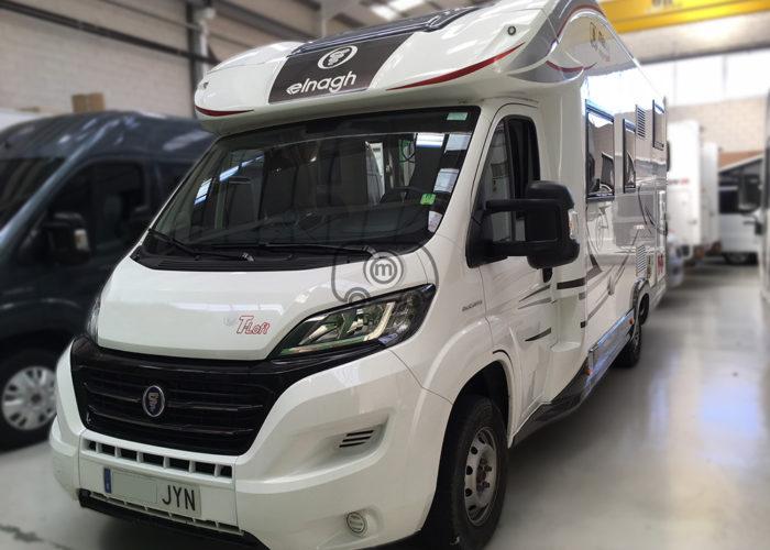 oferta venta autocaravana elnagh t-loft-450