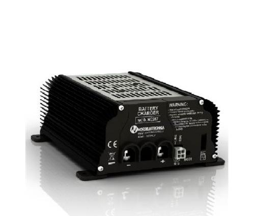 Cargador de batería Nordelecttonica NE287 17A