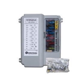 Derivador NE185 centralita Touch
