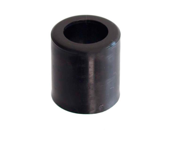 Racor de empalme recto tubo desagüe 28 mm