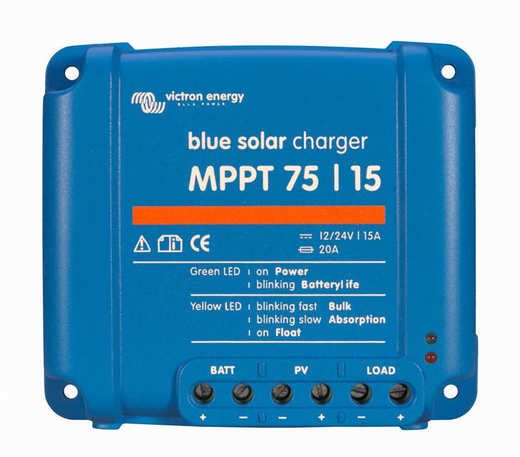 Regulador Solar SmartSolar MPPT 100/20 -12/24V-20A