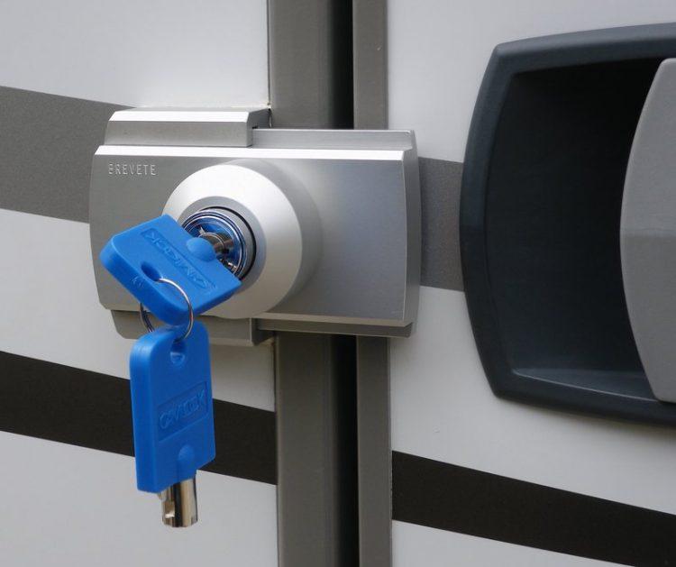 Kit cierres seguridad IMC autocaravna