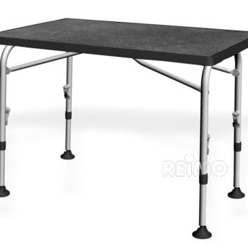 Mesa camping ajustable Superb 100x68 cm estructura aluminio 926882