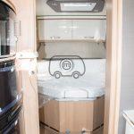 autocaravana mclouis mc4 372 habitacion