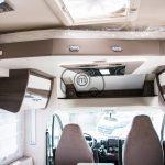 autocaravana mclouis mc4 872 cama basculante superior