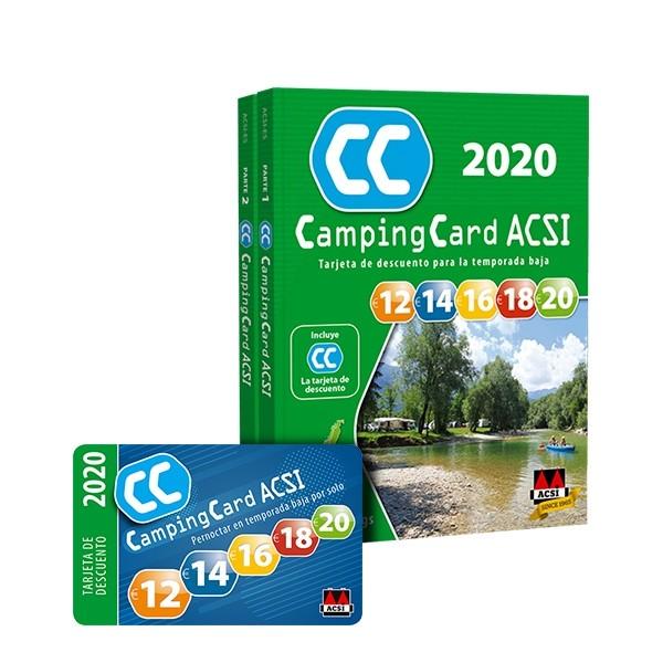 campingcard guia y tarjeta acsi 2020