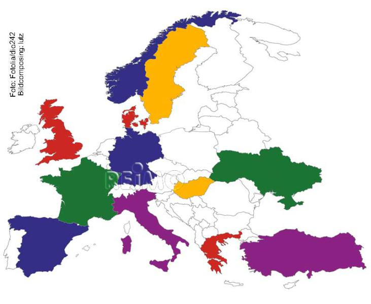 mapa europa reimo vinilo pegatina autocaravana furgoneta camper