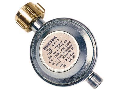 regulador de presion 30mbar