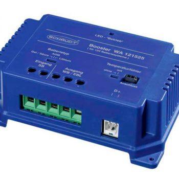 Booster Schaudt Amplificador de carga 25A