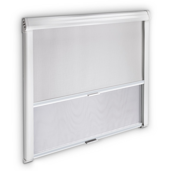 ESTOR DOMETIC PARA CLARABOYA COLOR BLANCO 760X710mm