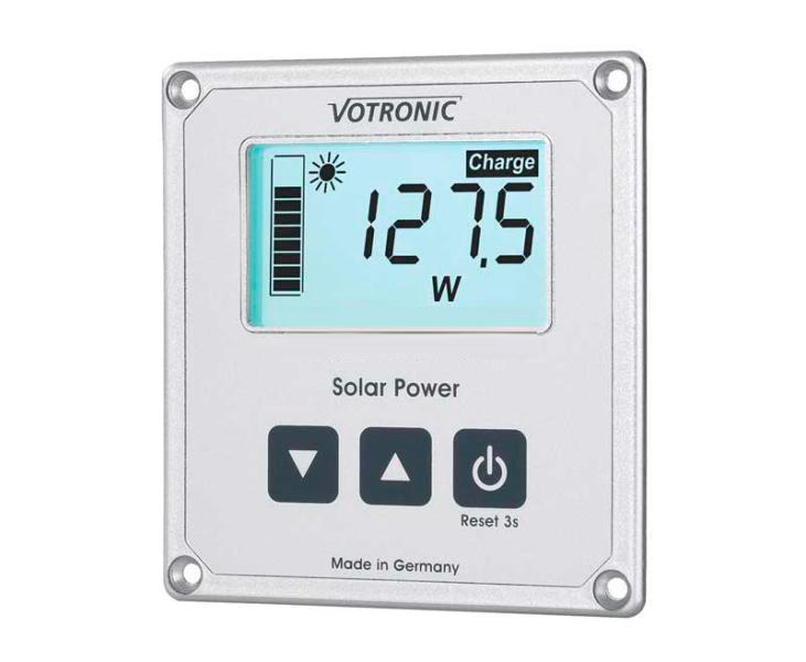 Pantalla indicador Panel Solar Votronic