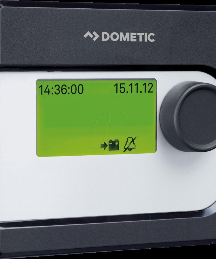 Pantalla informacin baterias autocaravana camper Dometic MPC 01