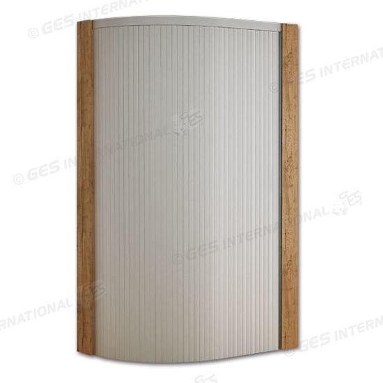Puerta corredera bao autocaravana 200x120 cm cerrada