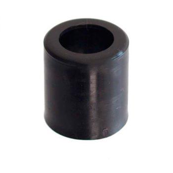 Racor de empalme recto tubo desague 28mm