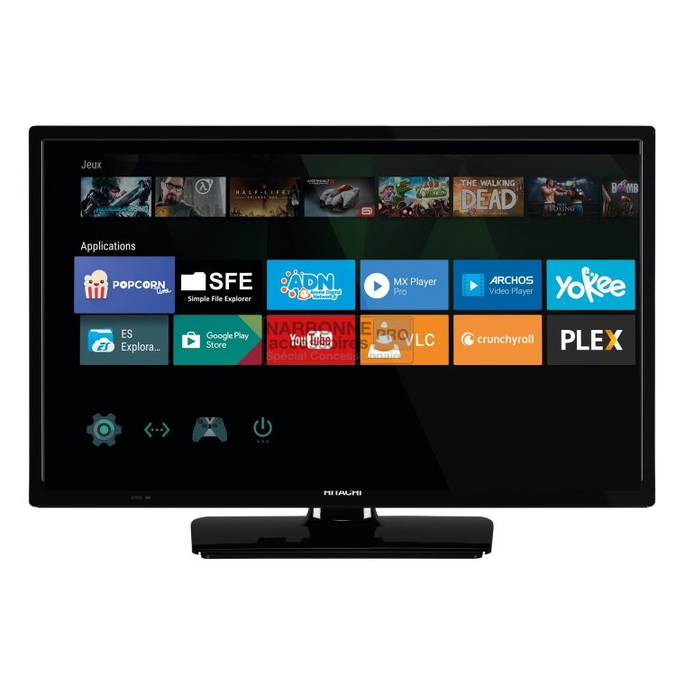 Smart TV 215 Wi Fi Full HD 12V autocaravana