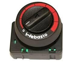 83052B Controlador Reostato Giratorio12V o 24V Webasto 1
