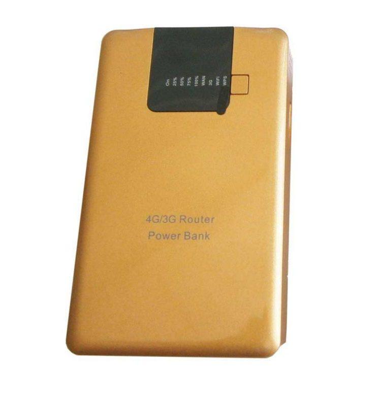 VVWIFI800 CDP 800 Mini Router Wifi 3G 4G Power Bank Bateria de 7000mAH RJ45