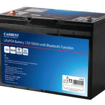 Batería-Lithium-100-AH-Carbest-con-Bluetooth