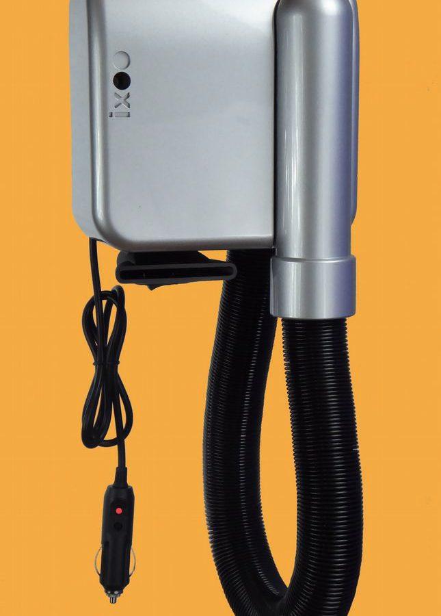 Secador de pelo autocaravana IXOO V4.0 Gris 12V