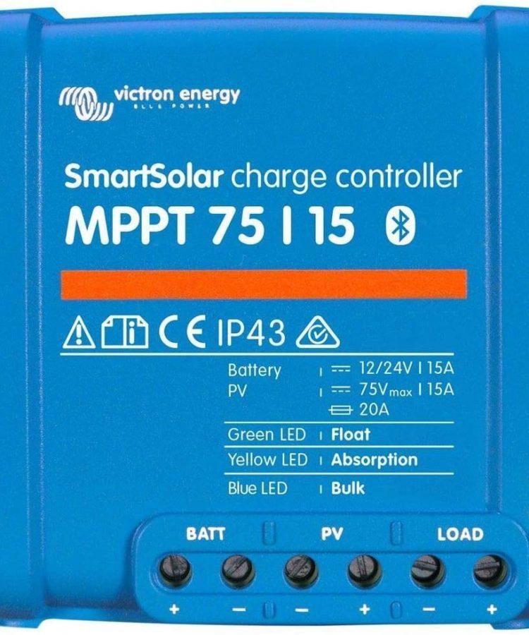 Regulador-SolarVictron-SmartSolar-MPPT