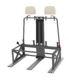 Estructura asiento OKB Top 840 mm Isofix OKBSAFE04T TOP