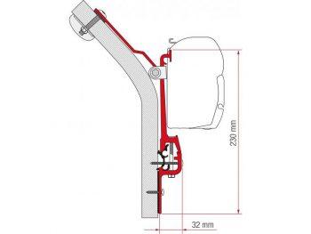 Kit toldo F45 Eriba Touring 98655 283