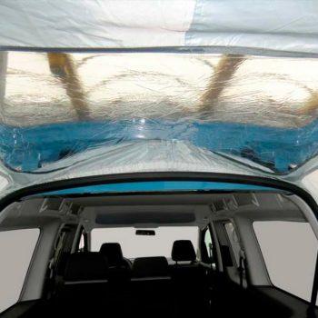 Avance porton trasero VW Caddy Trapez REIMO 2