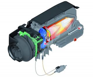 Calefaccion Air Top Evo 40 Comfort Multicontrol WEBASTO 3