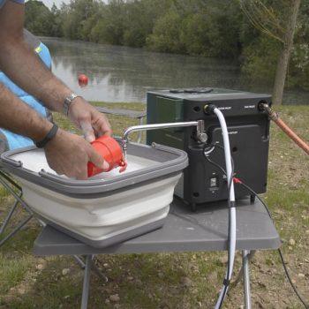 Calentador de agua Kampa Geyser KAMPA 5