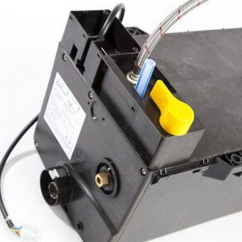 Calentador de agua Whale Gas Electrico 2