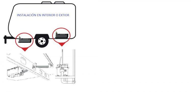 Calentador de agua Whale Gas Electrico 5