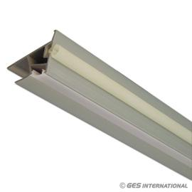 Goma para Perfil porta LED inferior mueble 25 m 2